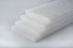Foam planks for mattresses