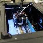 photo of 3D printer