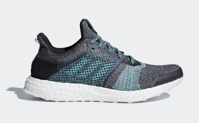 new Adidas shoe made of ocean plastic