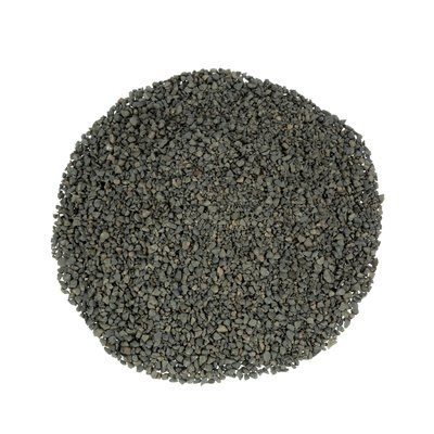 photo of smog-reducing roofing granules that are gray